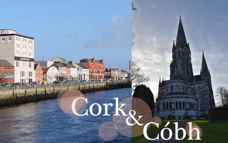 愛爾蘭景點|搭火車到科克Cork緩慢散步・科芙Cóbh鐵達尼號最後身影 (交通|愛爾蘭火車頭等艙)