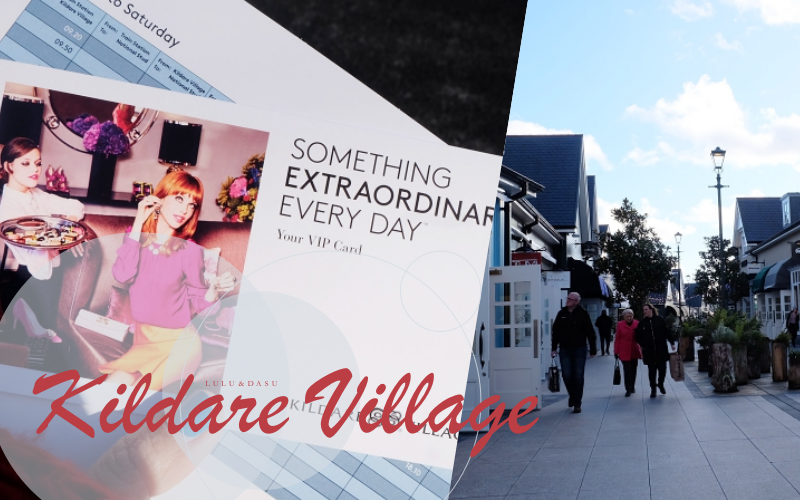 愛爾蘭|都柏林outlet Kildare Village・都柏林購物景點
