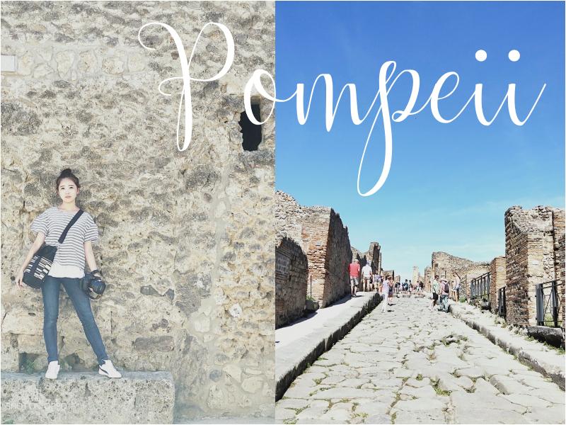 OPPO R15:凝結永恆的龐貝Pompeii古城