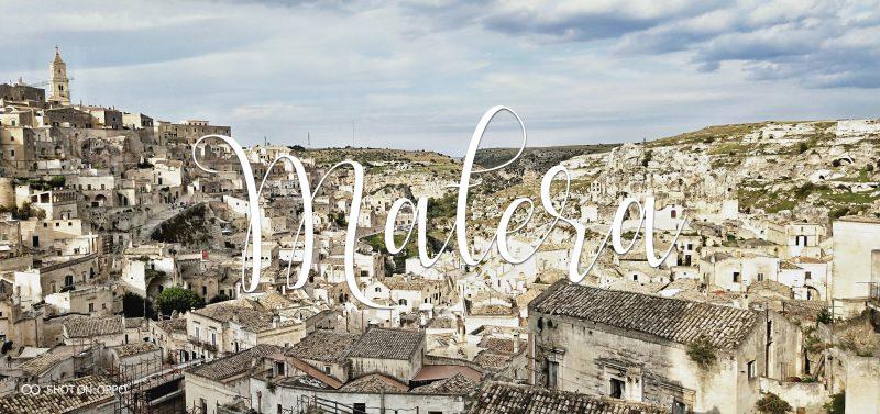 OPPO R15:一眼一瞬間·馬泰拉 Matera·世界上最古老的城鎮之一