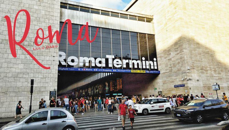羅馬Termini 住宿飯店推薦總整理:從車站就能走到便宜又舒適的飯店