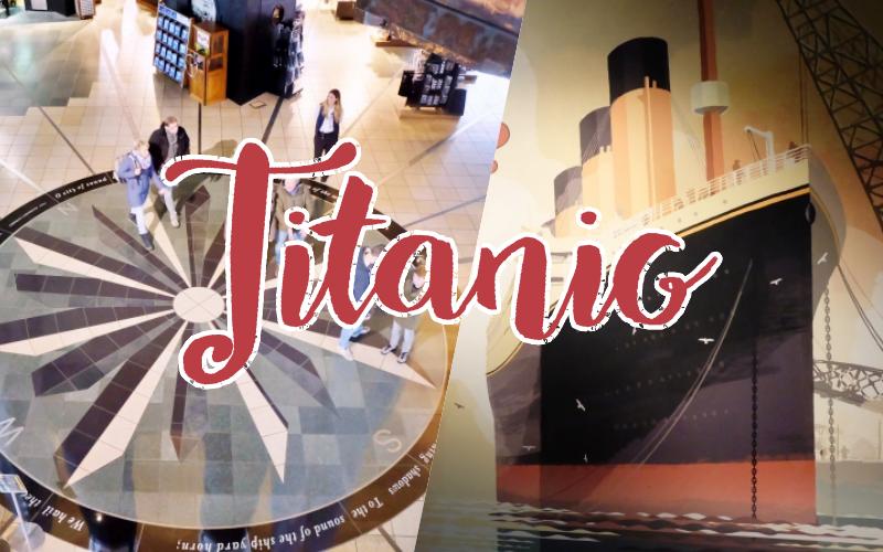 貝爾法斯特|鐵達尼號博物館Titanic Museum·北愛爾蘭知名景點