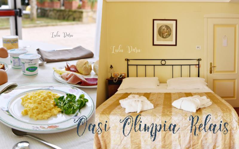 義大利 拿坡里 坐享拿坡里海灣景色的私房旅店 Oasi Olimpia Relais
