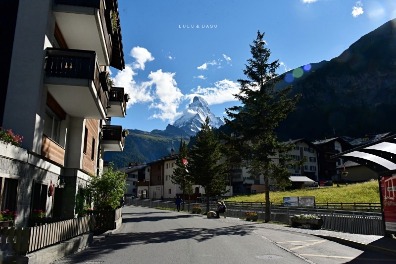 瑞士策馬特住宿推薦|平價又方便的旅館飯店總整理・近策馬特火車站
