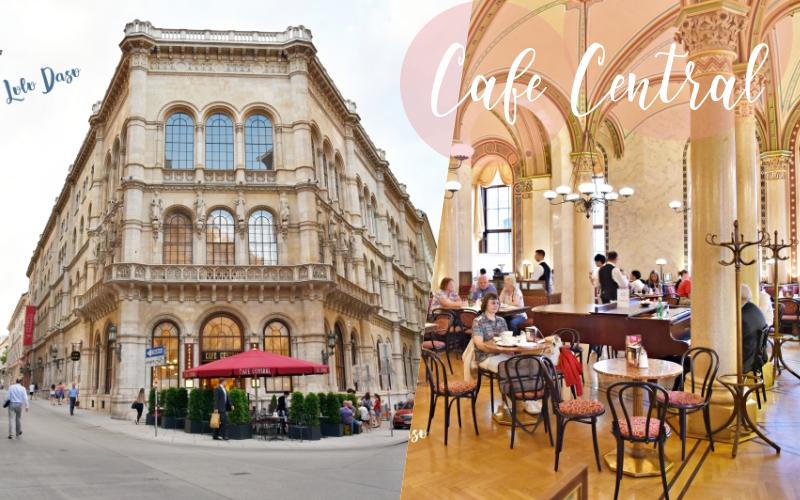 維也納|中央咖啡館Cafe Central ·推薦必點・世界十大最美咖啡館