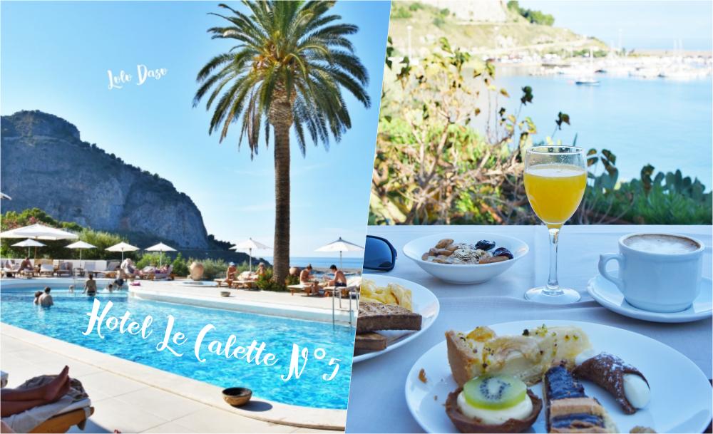 義大利西西里島 Cefalù切法盧 私房度假精品飯店|Hotel Le Calette N°5