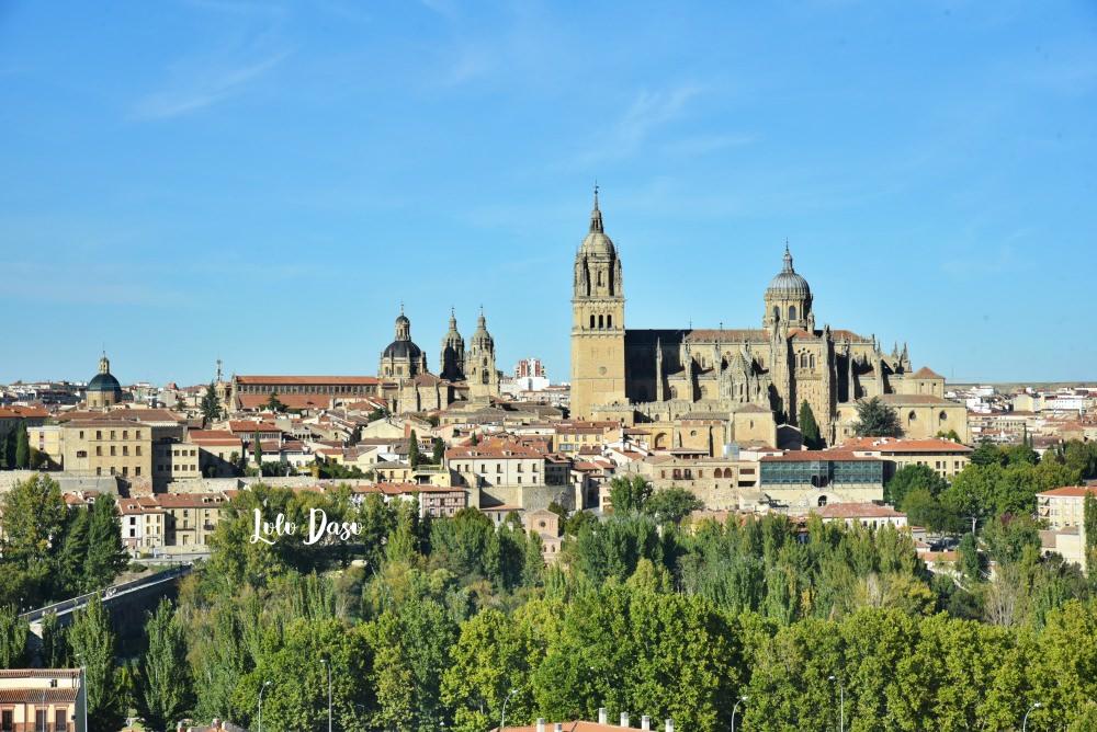 西班牙薩拉曼卡推薦飯店:薩拉曼卡國營旅館Parador de Salamanca ‧黃金之城無敵美景