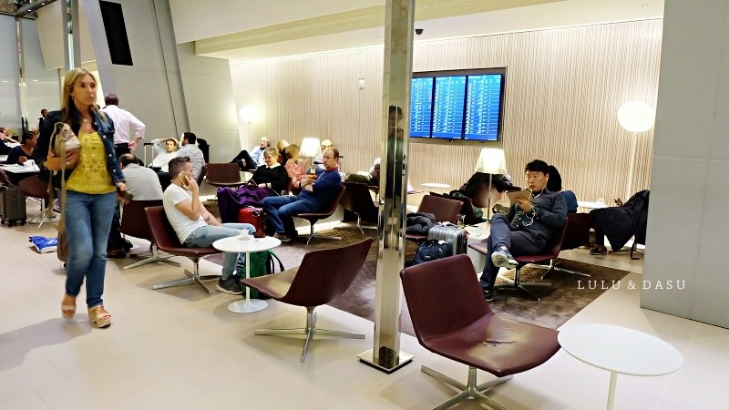 卡達 杜哈 杜哈機場 杜哈機場貴賓室 Al Maha Lounge 卡達航空 卡達轉機 杜哈轉機