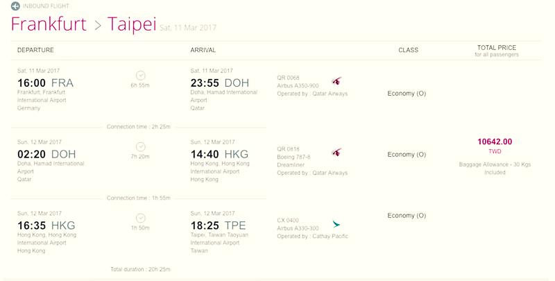 卡達航空歐洲優惠機票促銷歐洲機票卡達嘉年華
