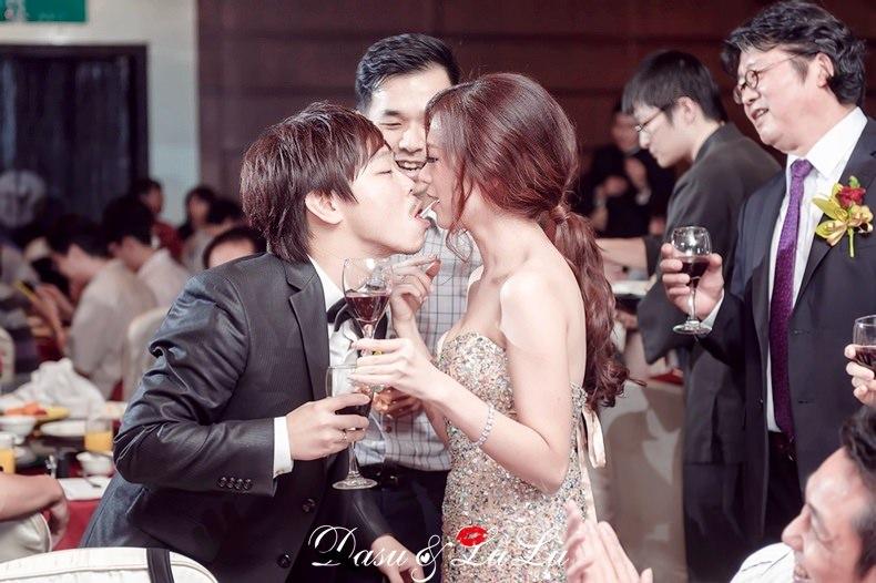 婚禮,新娘髮妝,新娘髮型,韓風妝容
