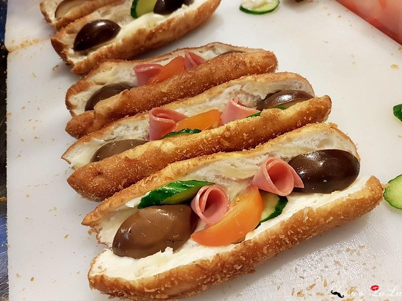 基隆七堵美食家傳營養三明治