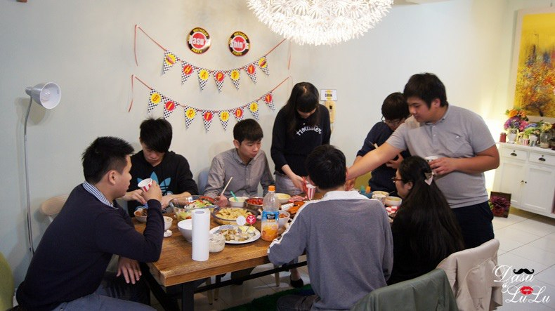 生日派對LULU &DASU